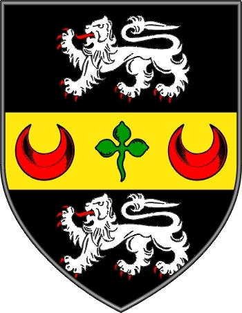 Tyler coat of arms